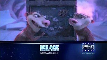 DIRECTV Cinema TV Spot, 'Ice Age: Collision Course' - Thumbnail 8