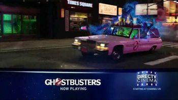 DIRECTV Cinema TV Spot, 'Ghostbusters'
