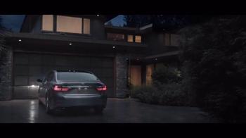 2016 Lexus ES 350 TV Spot, 'You-Time' - Thumbnail 6