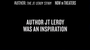Author: The JT Leroy Story - Alternate Trailer 1