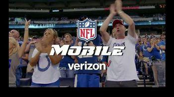 Verizon NFL Mobile TV Spot, 'Thursday Night Football & NFL Network' - 23 commercial airings