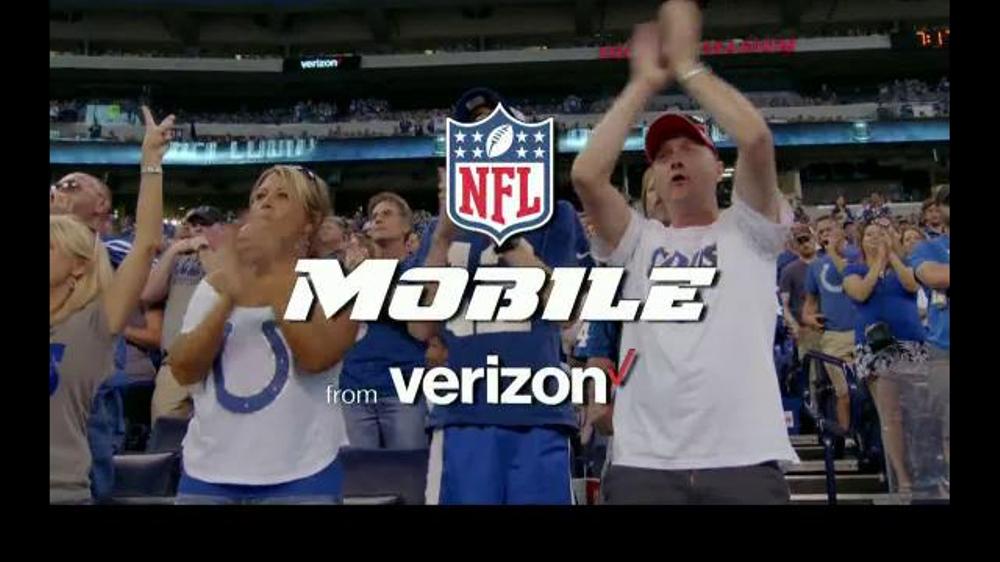 Verizon NFL Mobile TV Commercial, 'Thursday Night Football & NFL Network'