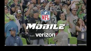 Verizon NFL Mobile TV Spot, 'Thursday Night Football & NFL Network' - Thumbnail 6