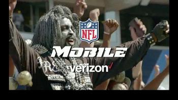 Verizon NFL Mobile TV Spot, 'Thursday Night Football & NFL Network' - Thumbnail 3