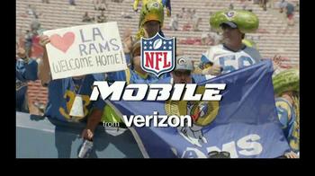 Verizon NFL Mobile TV Spot, 'Thursday Night Football & NFL Network' - Thumbnail 5