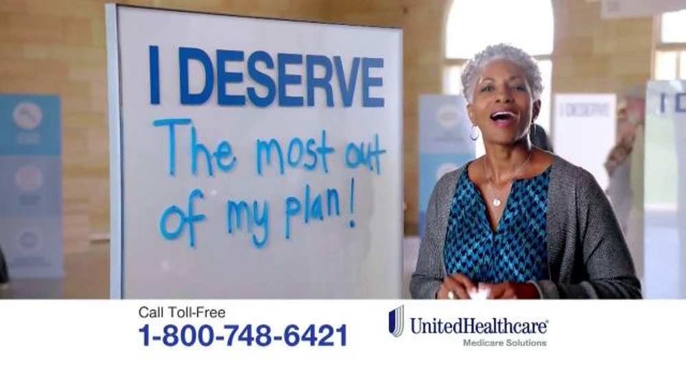 UnitedHealthcare Medicare Advantage Plan TV Commercial, 'I ...
