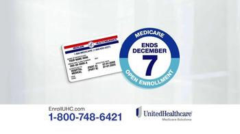 UnitedHealthcare Medicare Advantage Plan TV Spot, 'I'm Done' - Thumbnail 9