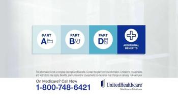 UnitedHealthcare Medicare Advantage Plan TV Spot, 'I'm Done' - Thumbnail 4