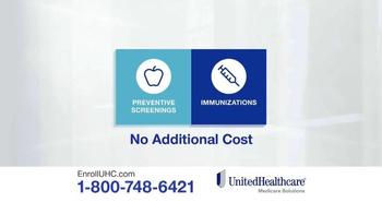UnitedHealthcare Medicare Advantage Plan TV Spot, 'I'm Done' - Thumbnail 7
