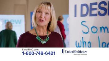 UnitedHealthcare Medicare Advantage Plan TV Spot, 'I'm Done' - Thumbnail 8