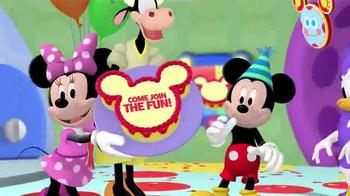 Fathom Events TV Spot, 'Disney Junior: Mickey's BIG Celebration' - Thumbnail 1