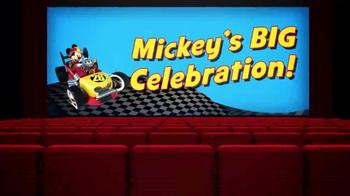 Fathom Events TV Spot, 'Disney Junior: Mickey's BIG Celebration' - Thumbnail 2