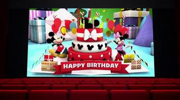 Fathom Events TV Spot, 'Disney Junior: Mickey's BIG Celebration' - Thumbnail 3