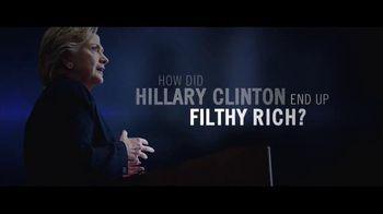 Donald J. Trump for President TV Spot, 'Corruption' - 121 commercial airings