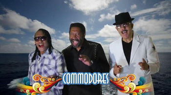 2017 Soul Train Cruise TV Spot, 'Anniversary' Featuring The Commodores