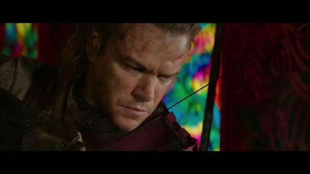 The Great Wall TV Movie Trailer