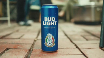 Bud Light TV Spot, 'The Mexican National Team Can: Nuestra Lata' [Spanish] - Thumbnail 1