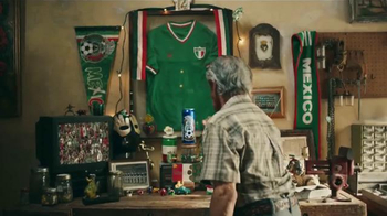 Bud Light TV Spot, 'The Mexican National Team Can: Nuestra Lata' [Spanish] - Thumbnail 4