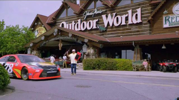 Bass Pro Shops Trophy Deals TV Spot, 'Tees and Smoker' Ft. Martin Truex Jr. - Thumbnail 1