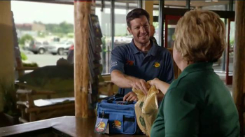 Bass Pro Shops Trophy Deals TV Spot, 'Tees and Smoker' Ft. Martin Truex Jr. - Thumbnail 4