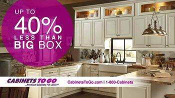 Cabinets To Go TV Spot, '50th Store Celebration' - 20 commercial airings