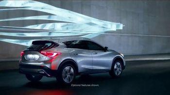 2017 Infiniti QX30 TV Spot, 'Bold Drive'