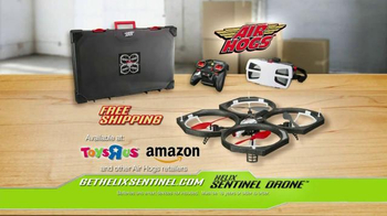 Air Hogs Helix Sentinel Drone TV Spot, 'Live Streaming' - Thumbnail 9