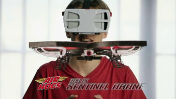Air Hogs Helix Sentinel Drone TV Spot, 'Live Streaming' - Thumbnail 2