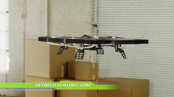 Air Hogs Helix Sentinel Drone TV Spot, 'Live Streaming' - Thumbnail 6