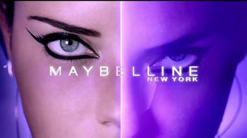 Maybelline New York Master Precise Liquid Liner TV Spot, 'Láser' [Spanish] - 68 commercial airings