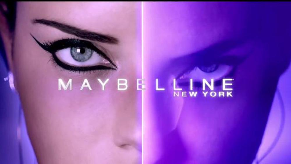 Maybelline New York Master Precise Liquid Liner TV Commercial, 'L??ser'
