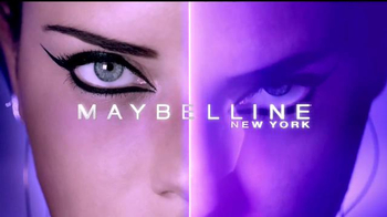 Maybelline New York Master Precise Liquid Liner TV Spot, 'Láser' [Spanish] - 68 commercial airings