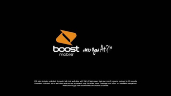 Boost Mobile TV Spot, 'Unlimited World' - Thumbnail 9