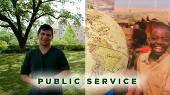 Tulane University TV Spot, 'Major Research University'