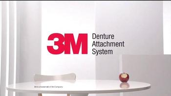 3M Denture Attachment System TV Spot, 'Revolutionary' - Thumbnail 9