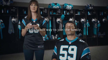 NFL Shop TV Spot, 'The Easy Route' Featuring Luke Kuechly - Thumbnail 7