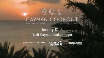 Cayman Islands Department of Tourism TV Spot, '2017 Cayman Cookout' - Thumbnail 8