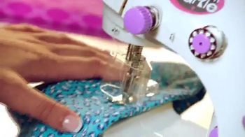 Cra-Z-Art Shimmer 'n Sparkle Sew Crazy Sewing Machine TV Spot, 'So Fun' - Thumbnail 4