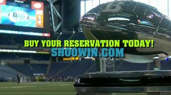 ShooWin TV Spot, '2016 Big Ten Championship' - Thumbnail 3