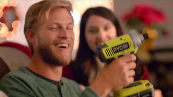 The Home Depot TV Spot, 'Gift Idea: Ryobi Power Tools' - Thumbnail 5