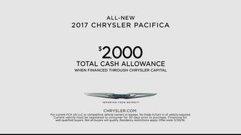 Chrysler Black Friday Sales Event TV Spot, 'PacifiKids' Song by OneRepublic - Thumbnail 8