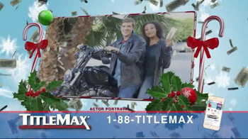 TitleMax TV Spot, \'Are You on TitleMax\'s List?\'