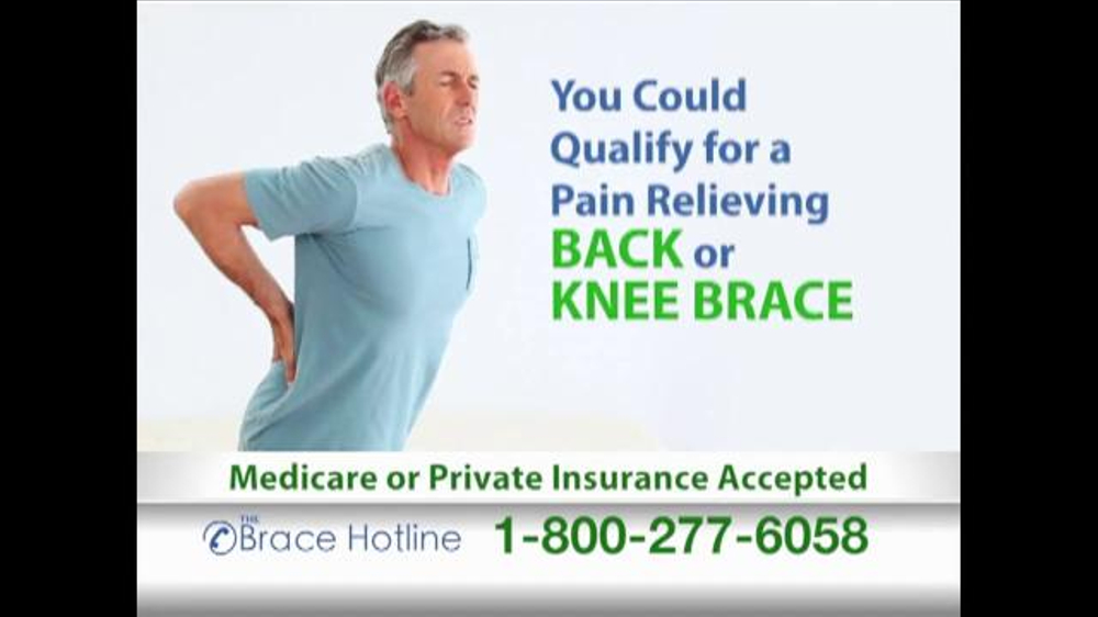 9ab7d436ba The Brace Hotline TV Commercial, 'The Brace People' - iSpot.tv