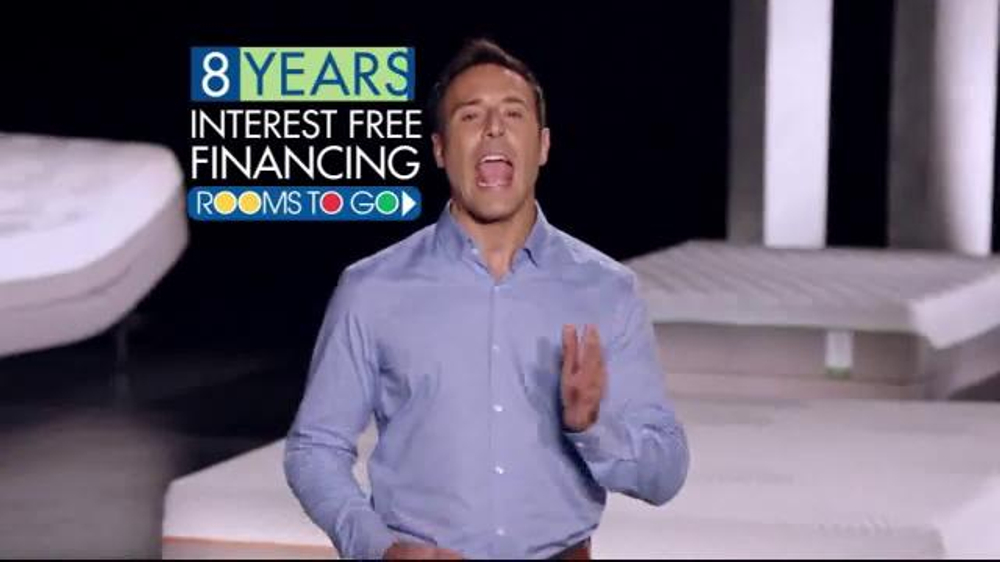 Rooms To Go Mattress >> Rooms to Go Holiday Sale TV Commercial, 'Tempur-Pedic Sleep' - iSpot.tv