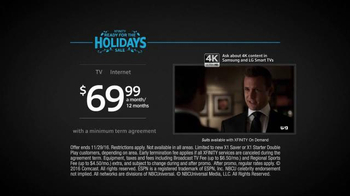 XFINITY Ready for the Holidays Sale TV Spot, 'X1 and Netflix' - Thumbnail 9