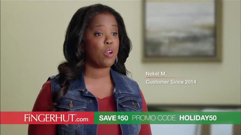 FingerHut.com TV Spot, 'Holiday Brand Names'