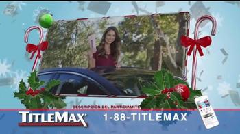 TitleMax TV Spot, 'Cómo funciona: préstamos sobre título de auto' [Spanish] - Thumbnail 10