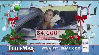 TitleMax TV Spot, 'Cómo funciona: préstamos sobre título de auto' [Spanish] - Thumbnail 6