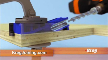 Kreg Joinery System TV Spot, 'Build Like the Pros' - Thumbnail 6