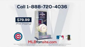 MLBfansite.com TV Spot, 'World Series Champs' - 20 commercial airings